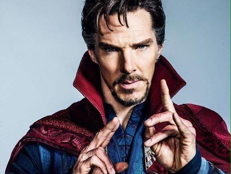 Foto: official Doctor Strange