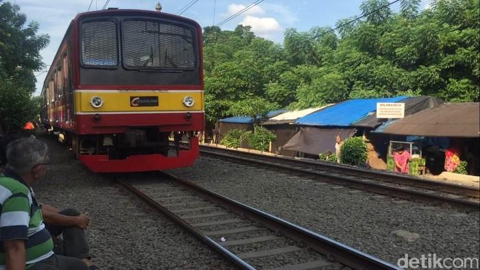 Jalur KRL Manggarai-Bekasi