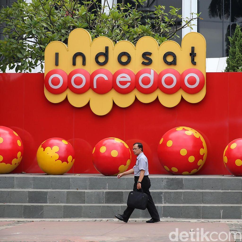 Lengser, Joy Wahjudi Belum Setahun Jadi Dirut Indosat