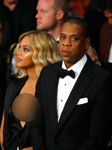Beyonce dan Jay Z.