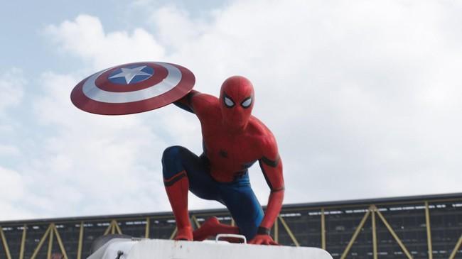 Kesepakatan Marvel-Sony Ubah Plot Ant-Man Gabung Captain America