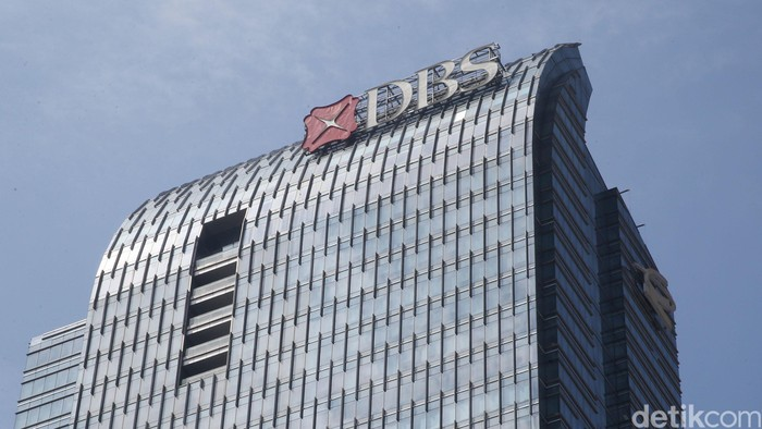DBS Bank Tower, Ciputra World 1, Jl Satrio, Jakarta