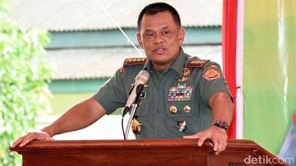 Panglima: TNI Taat pada Presiden RI
