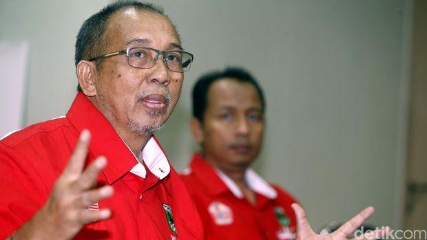 Ketua Pordasi DKI Alex Atmasoebrata