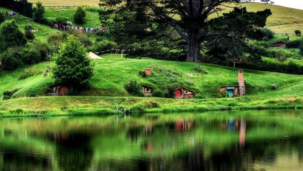 6 Lokasi Film Lord of The Rings di Selandia Baru