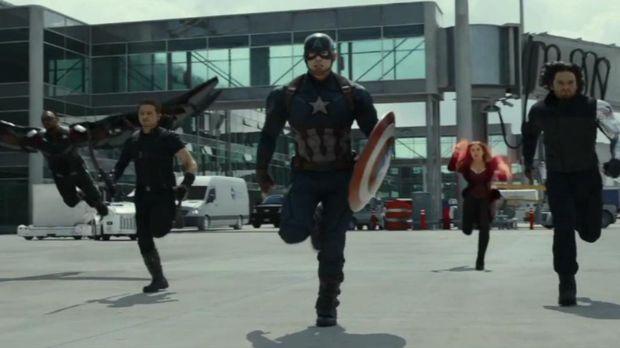 Jadi Captain America, Chris Evans: Seperti Kucing Dilempar ke Bak Mandi