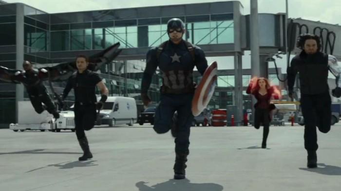Berapa kg beban yang bisa dipakai para Avengers? Foto: (Marvel Entertainment)