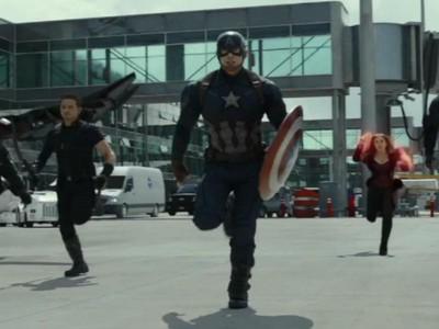 Bandara Leipzig, Tempat Peperangan Captain America: Civil War