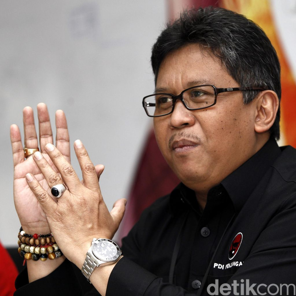 Hasto Yakin Jokowi Menang di Jabar, Ini Syaratnya