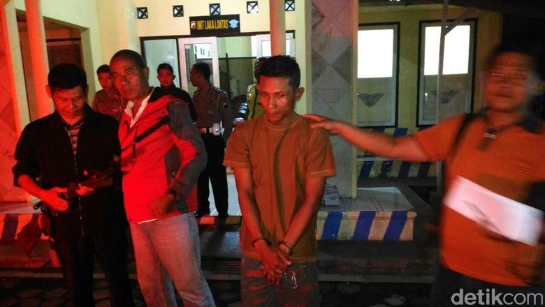 Terduga Penembak Misterius di Magelang Ditangkap Dalam Kondisi Sakaw