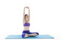 Ilustrasi yoga
