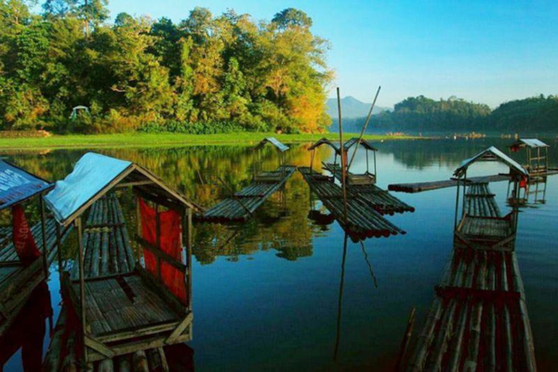 Situ Gede merupakan danau dengan luas sekitar 47 hektar di Tasikmalaya, Jawa Barat (anggabelle/Instagram)