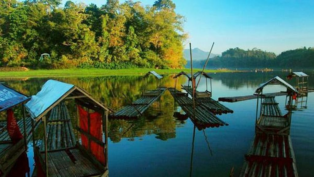 Menengok Situ Gede, Lokasi Wisata di Tasikmalaya yang Terbengkalai