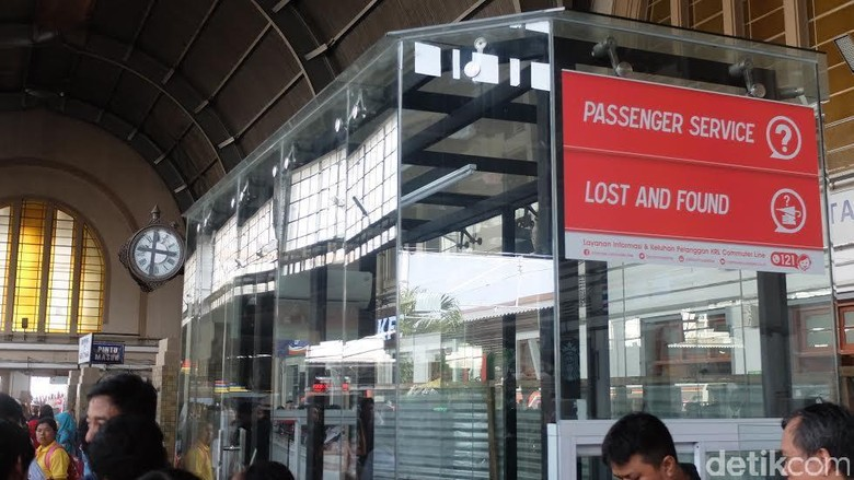 Demi Keselamatan Penumpang, PT KCJ Bangun Terowongan Perlintasan Antar Peron