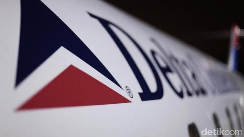 Delta Airlines Beli Airbus