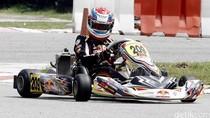 Barrichello-Sergio Buru Podium di Elite Speedway Subang