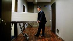 Meningkatnya angka kematian di Jepang membuat krematorium selalu penuh. Hotel jenazah di Kota Kawasaki menjadi solusi.