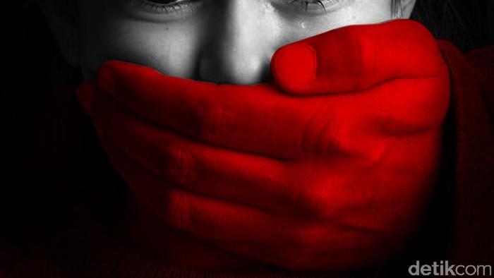 Ilustrasi Pemerkosaan Anak