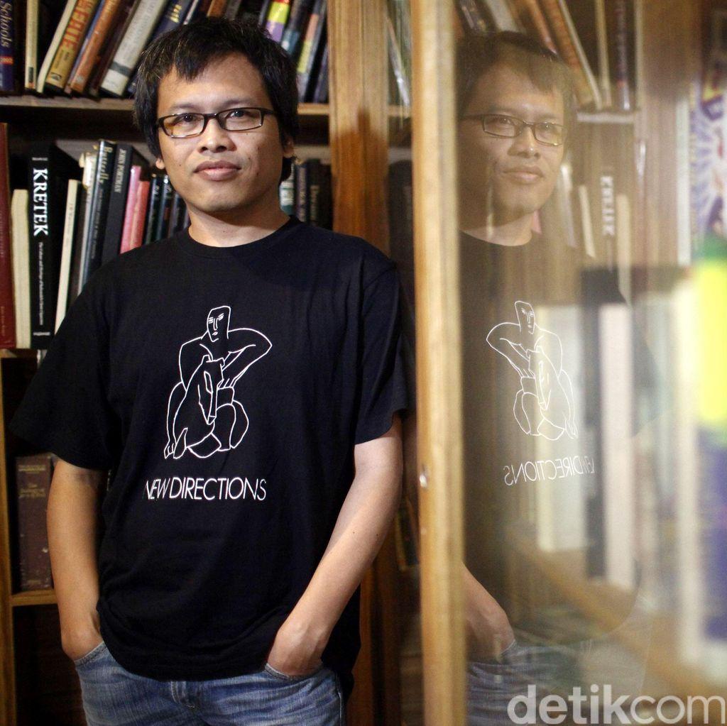 Karya-karya Eka Kurniawan Mampu Warisi Tradisi Sastra Bergerak