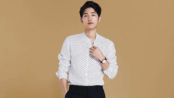 Song Joong Ki yang Makin Mencuri Hati