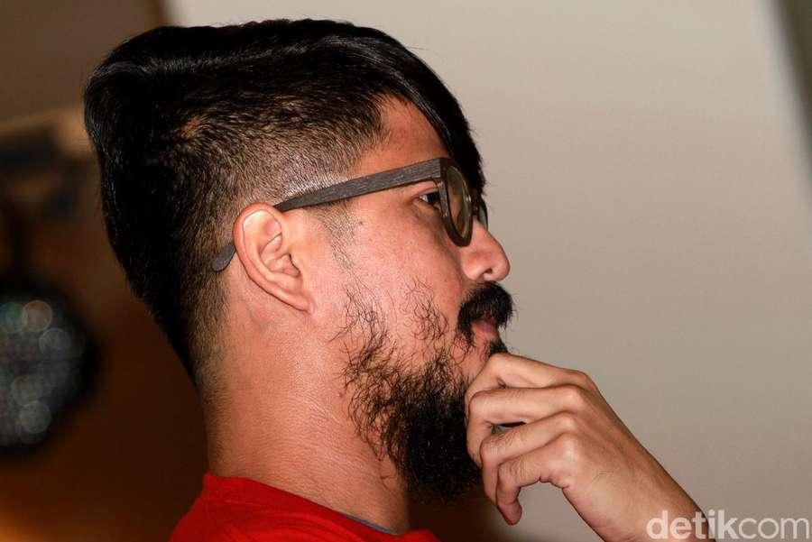Gaya Baru Ariyo Wahab: Rambut Undercut dan Janggut Lebat