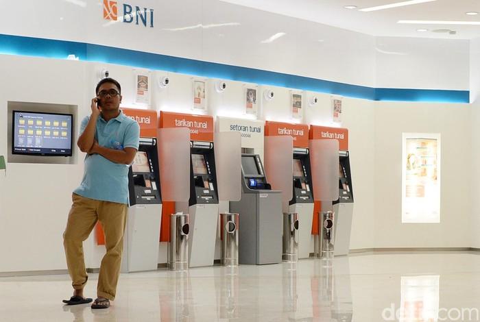 ATM Bank BNI