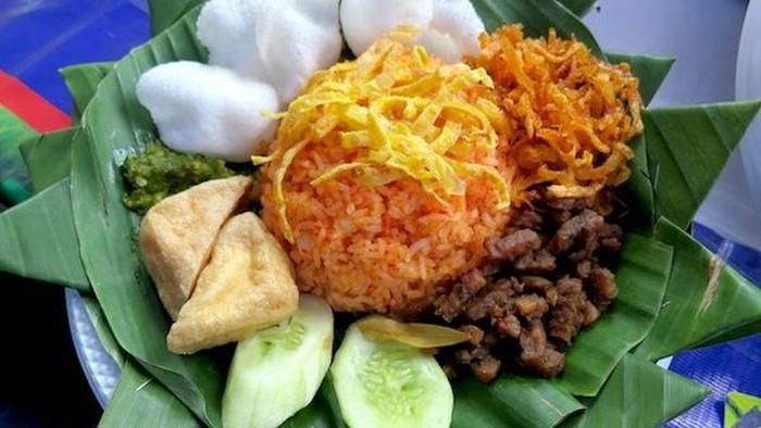 Nasi Cikur Nasi Goreng Kencur Yang Renyah Wangi Khas Tasik