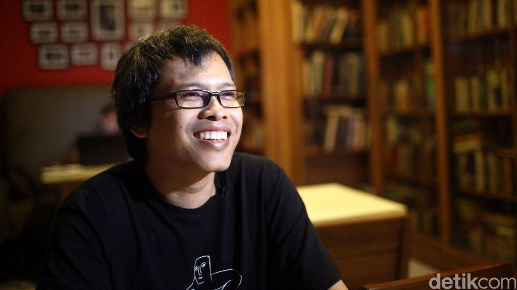 Dibandingkan dengan Haruki Murakami, Ini Kata Eka Kurniawan