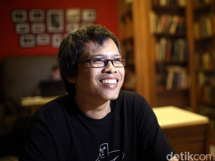 Penulis Eka Kurniawan