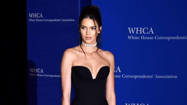 Anggunnya Kendall Jenner di Acara Makan Malam Gedung Putih