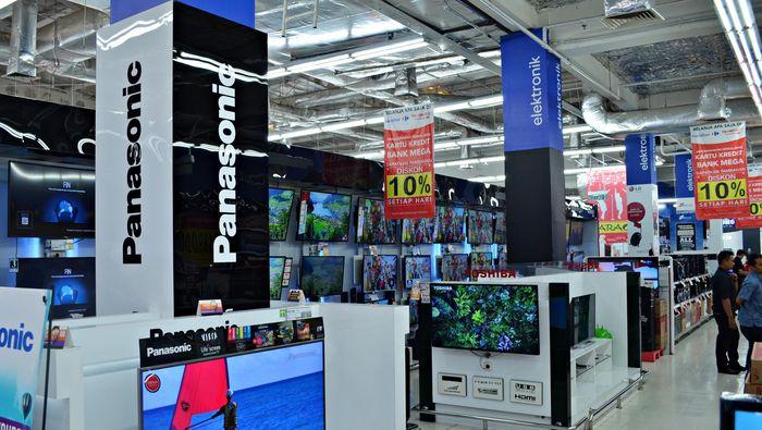 Ada Promo Televisi Led Di Transmart Carrefour