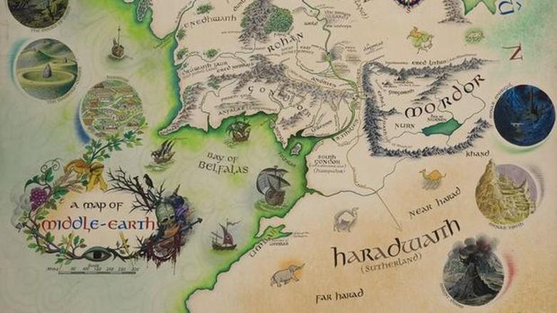 Masalah Hak Cipta Lord of the Rings Akhirnya Selesai