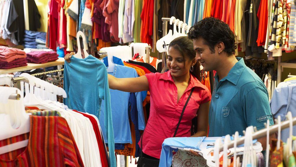 Hindari Tanah Abang, Belanja Baju Lebaran Bisa di 5 Tempat Ini