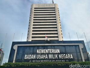 Pembentukan Holding BUMN Tambang Tak Ganggu Saham Publik