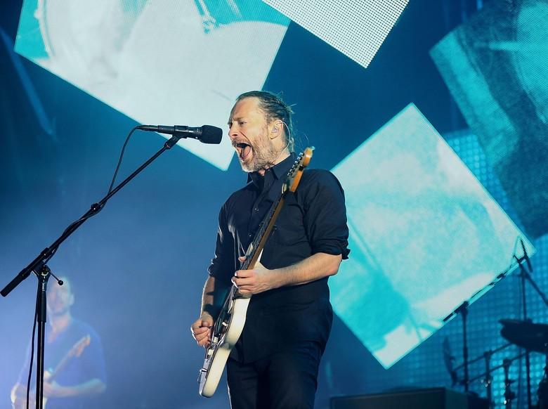 Foto: Thom Yorke (Getty Images)