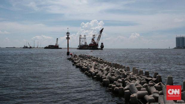 Menteri Siti Cabut Moratorium Reklamasi Pulau C dan D