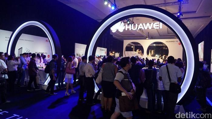 Huawei. Foto: detikINET/Rachmatunnisa