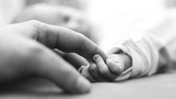 Ilustrasi bayi sakit. Foto: Thinkstock
