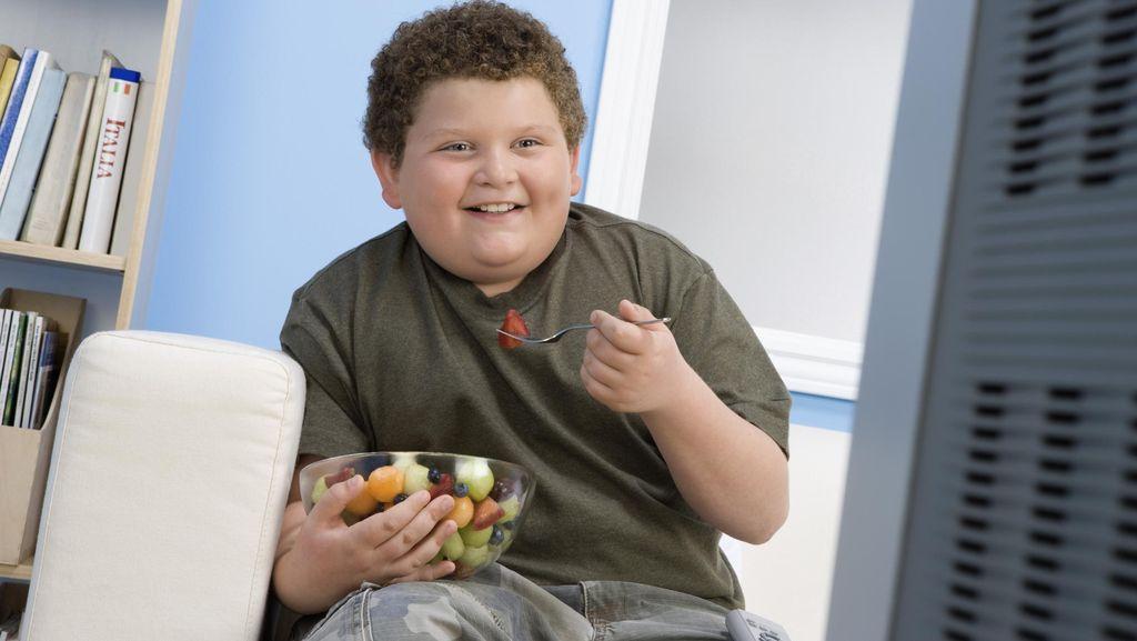 Anak Gemuk Dibilang Lucu dan Wajar? Dokter Ingatkan Bahaya Obesitas