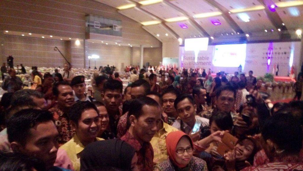 Jokowi: Daerah Harus Fokus ke Komoditas Andalan, Jangan Semua Dikerjakan