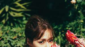 Pose Sensual Sunny SNSD di Bali