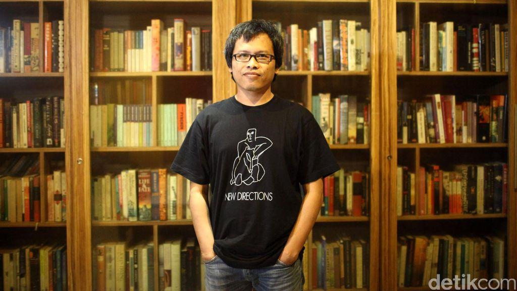 Eka Kurniawan Terima Dukungan Tolak Anugerah Kebudayaan 2019