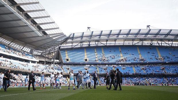 Etihad Stadium, markas tim sepakbola Manchester City