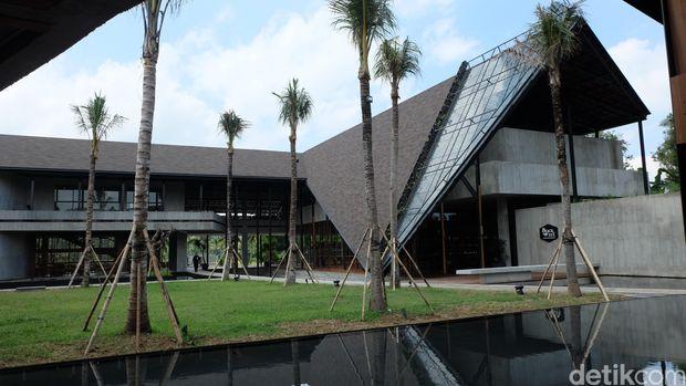 Foto Berkunjung Ke Secret Garden Village Tur Wisata Edukasi Pertama Di Bali