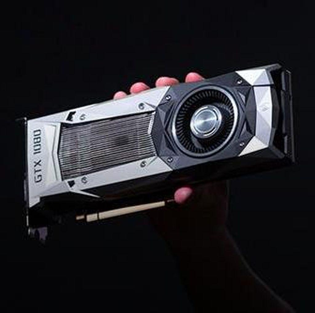 Nvidia GTX 1180 Meluncur 15 Juni?