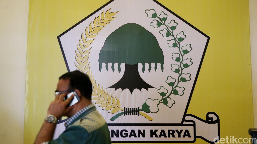 Musda Golkar Sulsel Dibuka di Jakarta Nanti Malam, Ini Kandidatnya