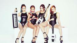5 Lagu Girlband K-Pop Bergenre Rock, Yuk Dengerin!