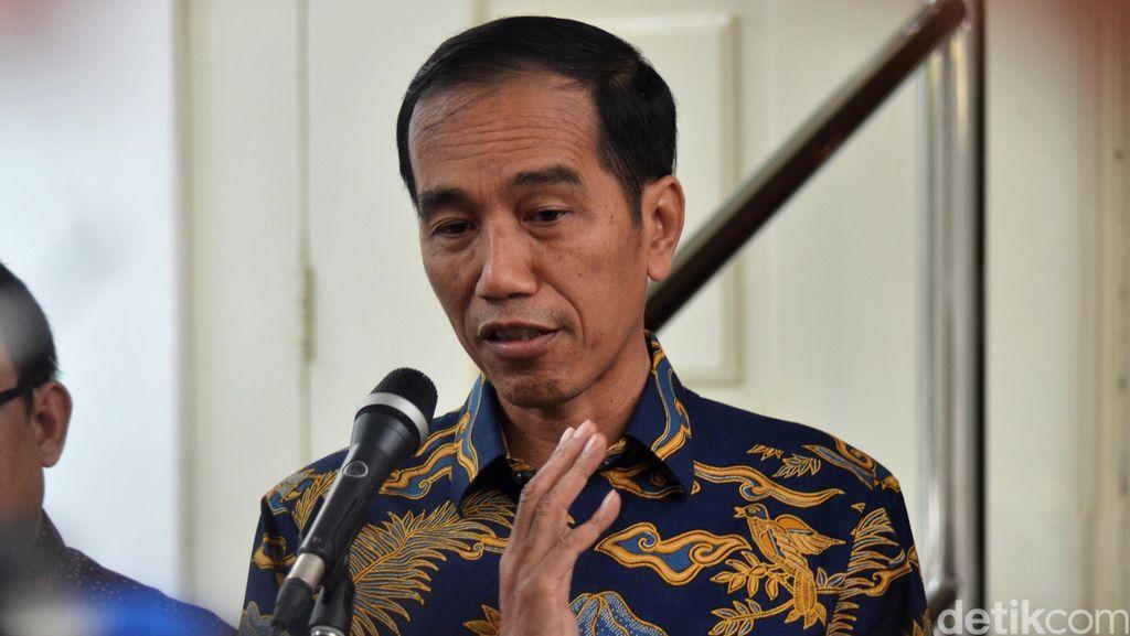 Jokowi Heran, Minat Investasi di RI Tinggi Tapi Eksekusi Loyo