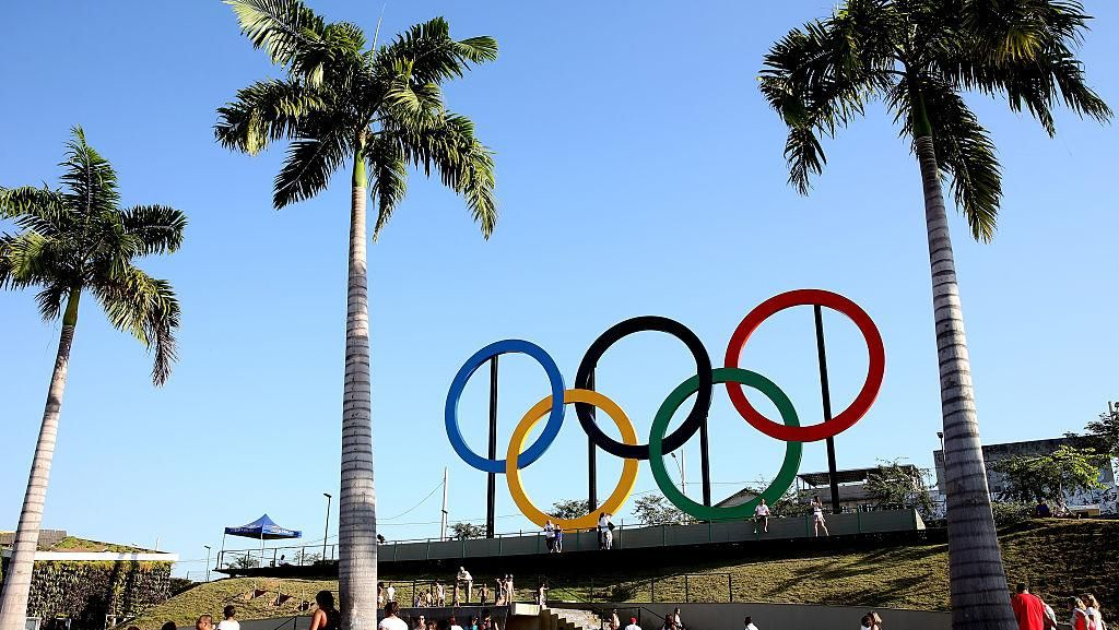 Indonesia Lapang Dada Olimpiade 2020 Ditunda