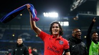 Rumor Transfer: Edinson Cavani Bakal Reuni Dengan Napoli?